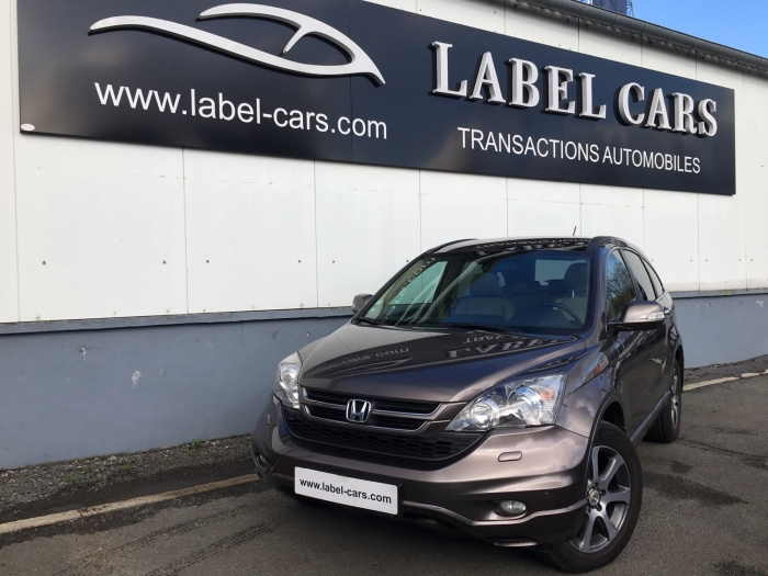 HONDA CR-V2.2I-DTEC LUXURY AT