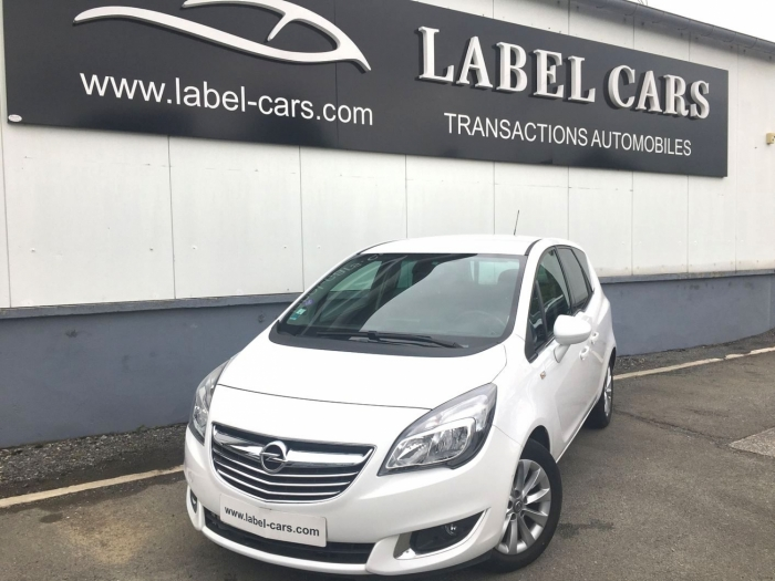 OPEL MERIVA 1.4 TURBO 120 CH INNOVATION