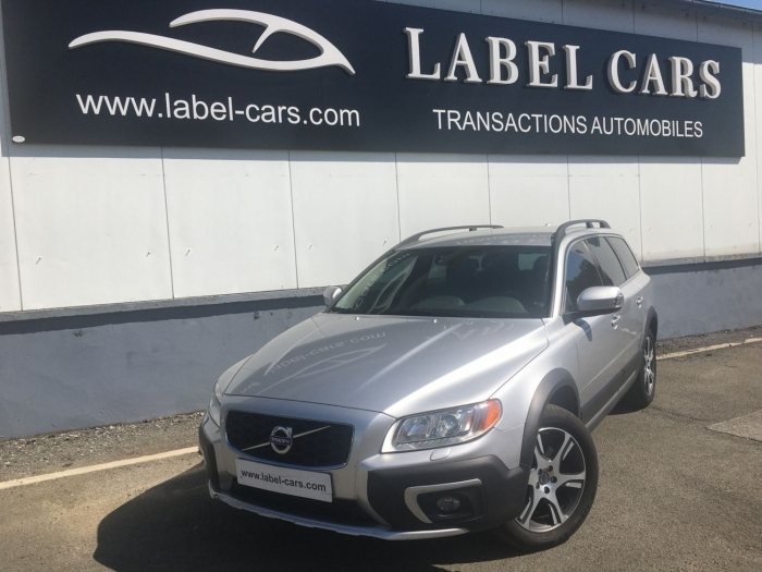 VOLVO XC70 D4 AWD 181CH SUMMUM GEARTRONIC