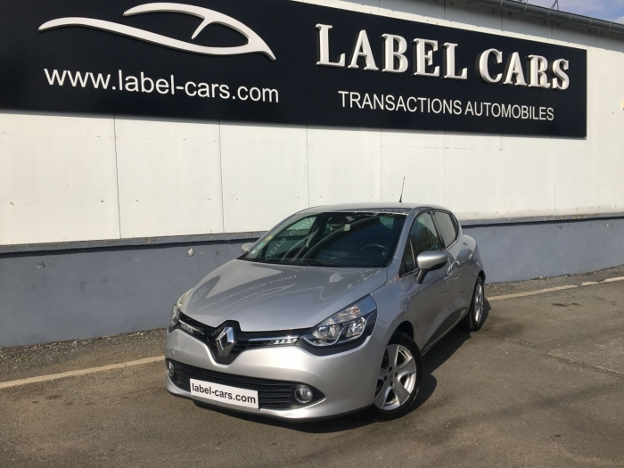 RENAULT CLIO IV 1.5 DCI 90CH INTENS