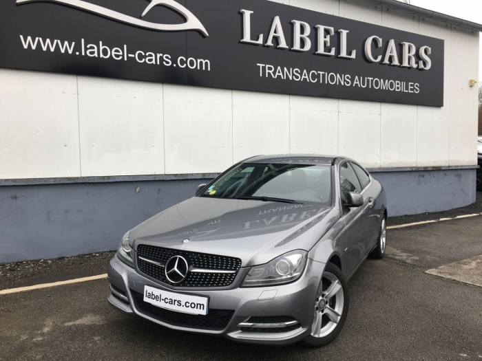 MERCEDES CLASSE C COUPE 220 CDI EXECUTIVE 7GTRONIC
