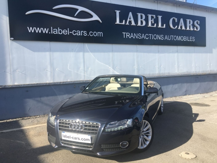AUDI A5 CABRIOLET 2.0 TDI AMBITION LUXE