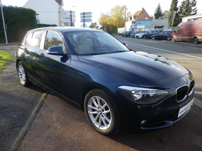 BMW 116 D EXECUTIVE 5P