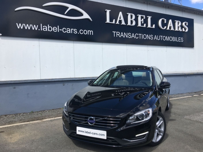 VOLVO V60 D6 TWIN ENGINE AWD XENIUM GEARTRONIC