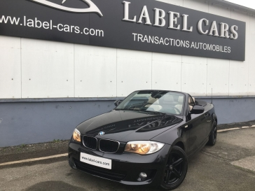 BMW 118 D CABRIOLET 143CH LUXE