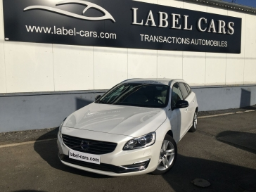 VOLVO V60 D5 TWIN ENGINE SUMMUM GEARTRONIC