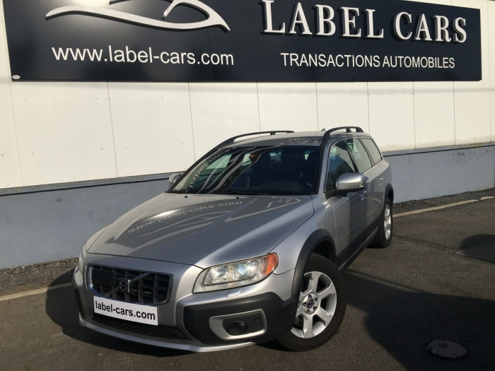 VOLVO XC70 D5 185 CH SUMMUM GEARTRONIC