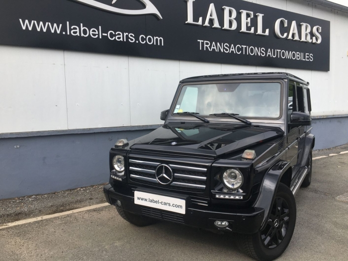 MERCEDES G350 LONG 7G-TRONIC