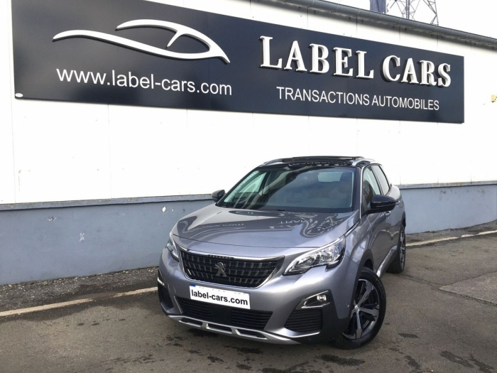 PEUGEOT 3008 1.6 HDI 120CH ALLURE BUSINESS EAT6