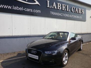 AUDI A5 CABRIOLET 2.0 TDI 190 AMB LUXE MULTITRONIC