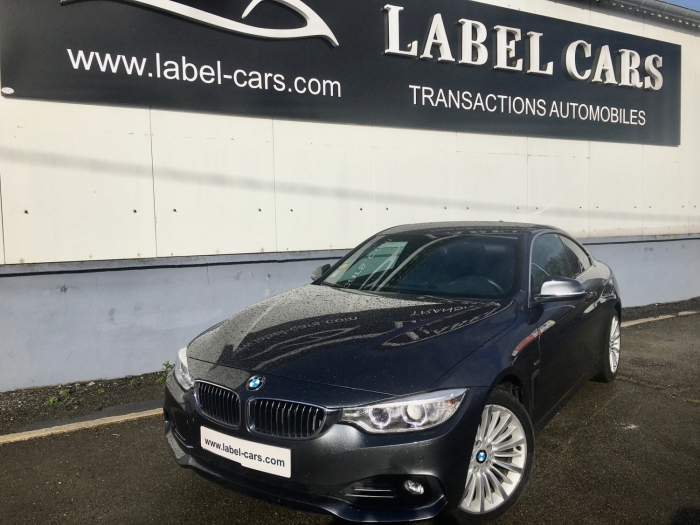 BMW COUPE 420DA LUXURY